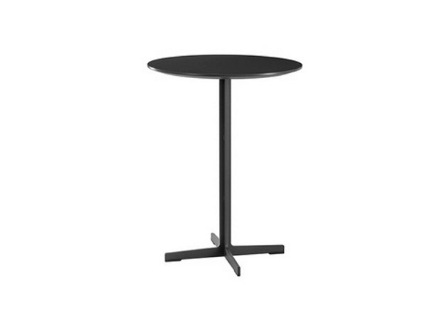 Round high table BANC | Round table - Brunner