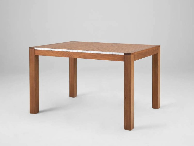 Extending wooden table ASTOR by horm