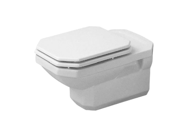 Wall-hung ceramic toilet SERIE 1930   Wall-hung toilet - DURAVIT