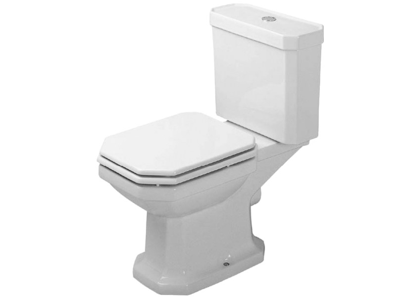 Close coupled ceramic toilet SERIE 1930 | Close coupled toilet - DURAVIT