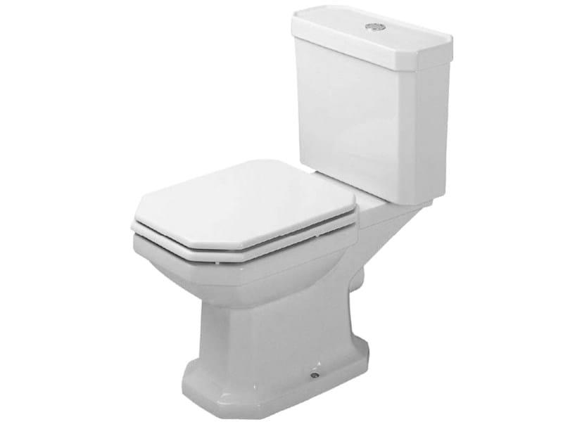 Close coupled ceramic toilet SERIE 1930 | Toilet - DURAVIT