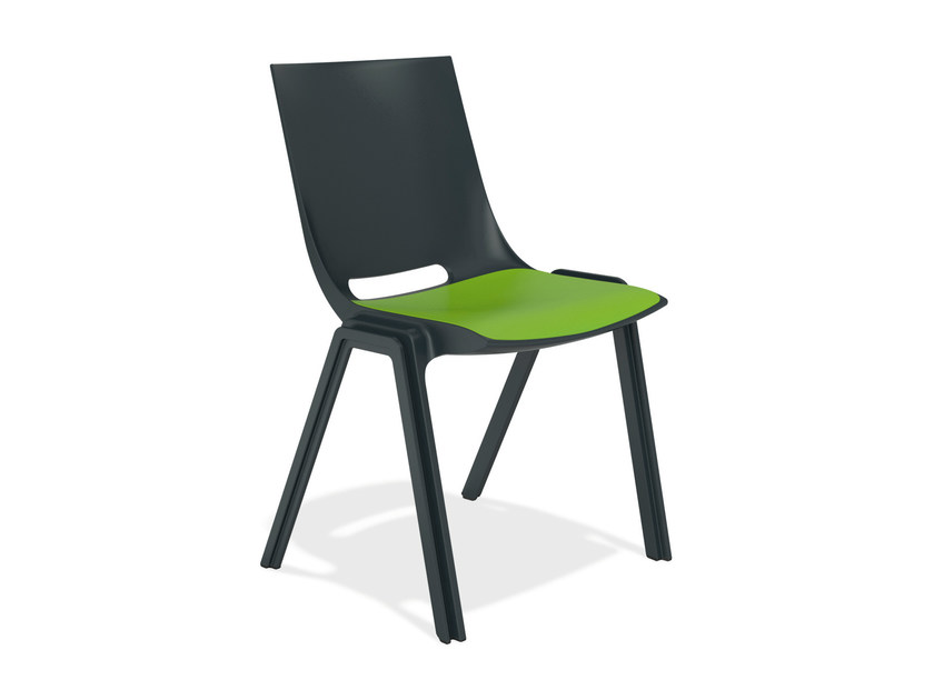 Reception chair MONOLINK | Chair by Casala