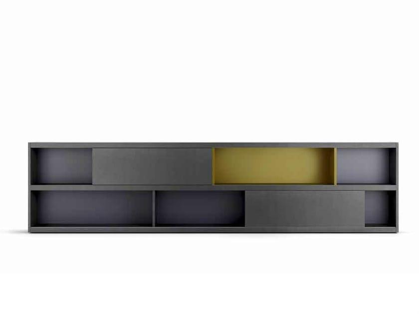 Wooden sideboard LAU | Sideboard by TREKU