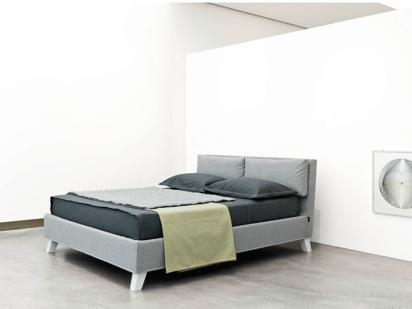 Double bed with removable cover BAHAMAS ALTO - Orizzonti Italia