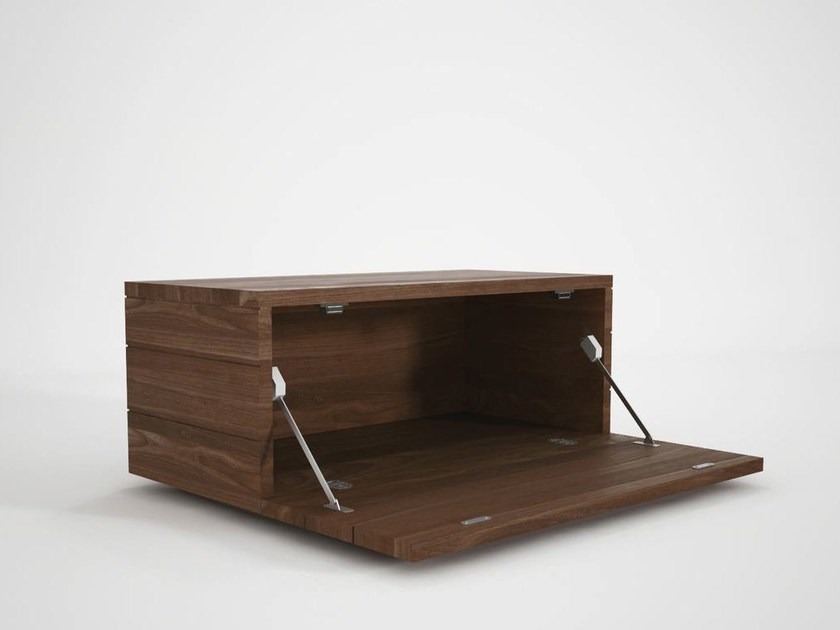 Solid wood storage box PLAYMODULE | Storage box by KARPENTER