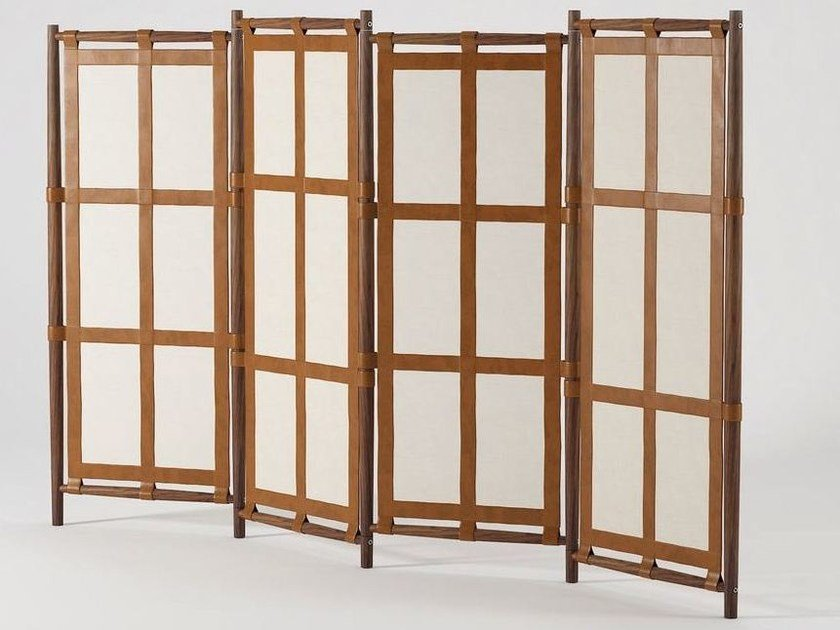 Wooden screen NOMAD | Screen - KARPENTER