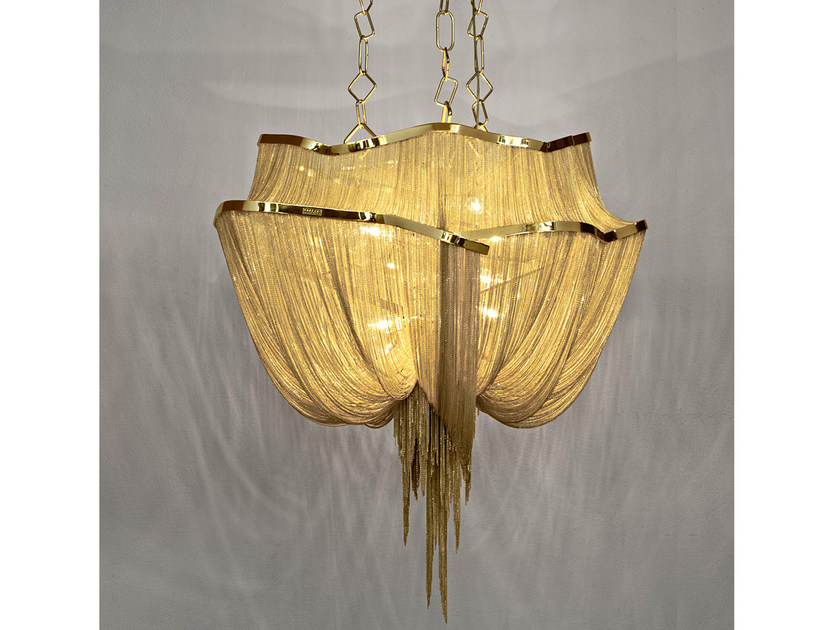 Halogen pendant lamp ATLANTIS | Pendant lamp - TERZANI