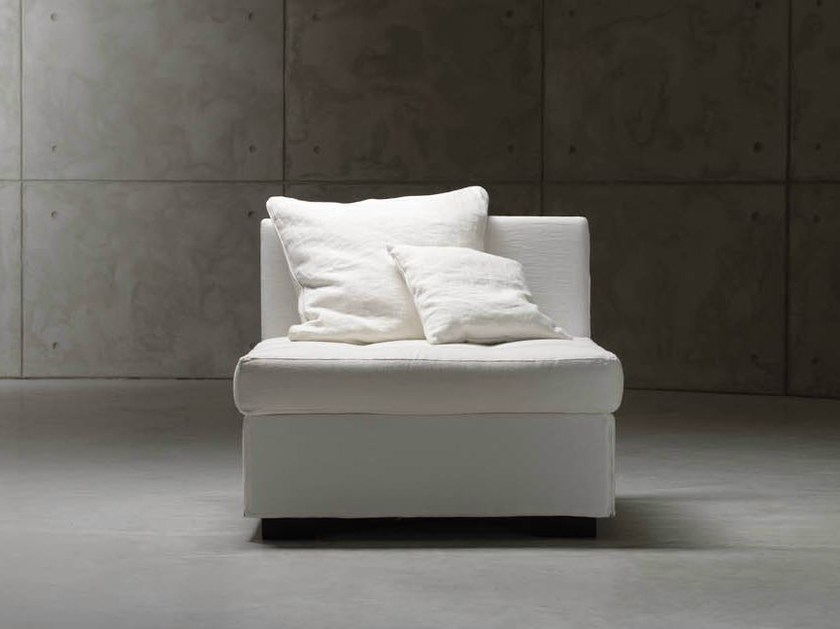 Sectional armchair bed MEZZO ISOLINO by horm