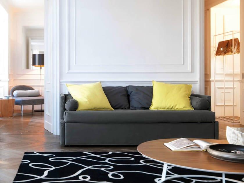 Fabric sofa bed BALI - Orizzonti Italia