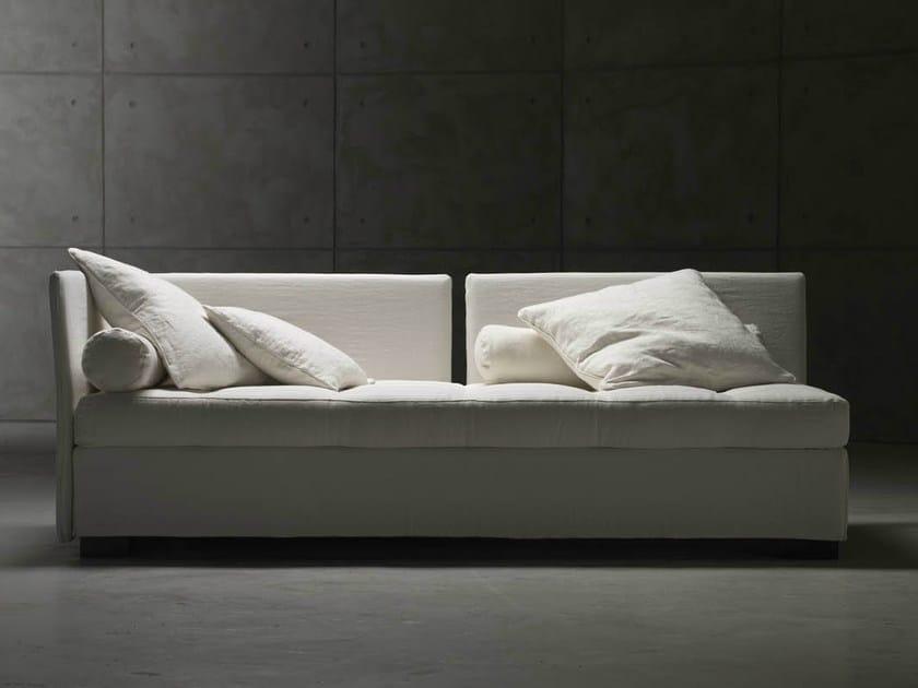 Fabric sofa bed ISOLONA - Orizzonti Italia