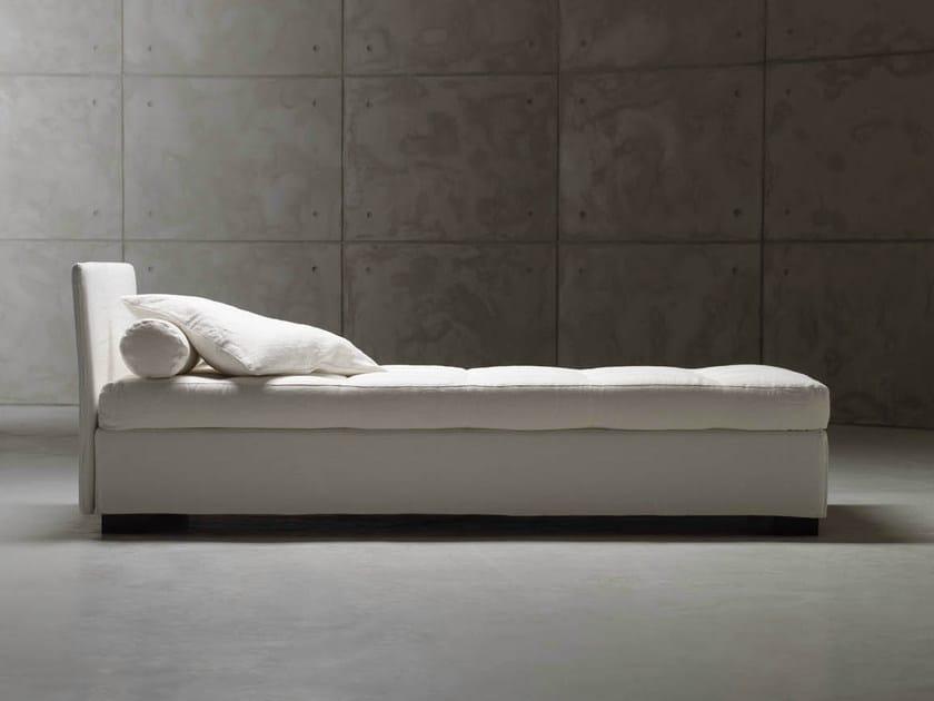 Fabric bed / day bed ISOLINO - Orizzonti Italia