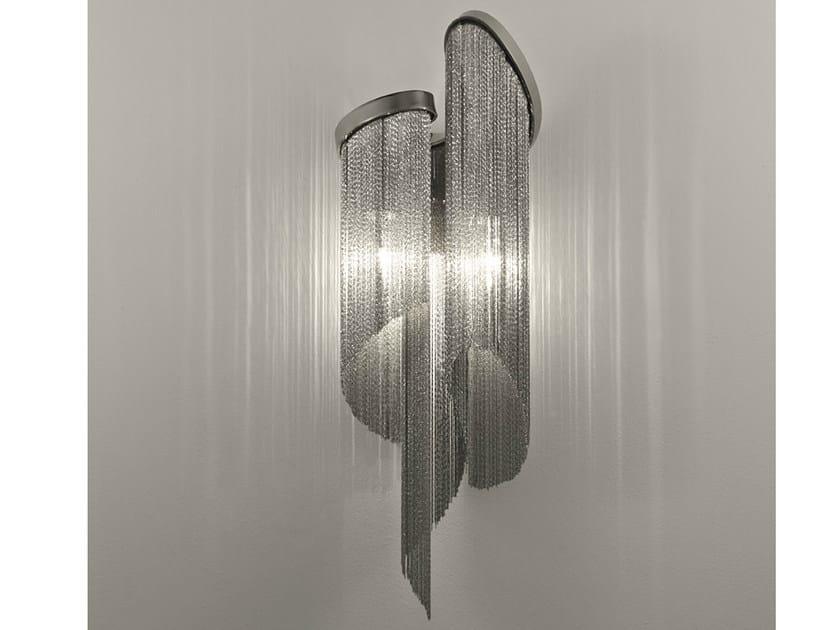 Halogen metal wall light STREAM | Wall light - TERZANI