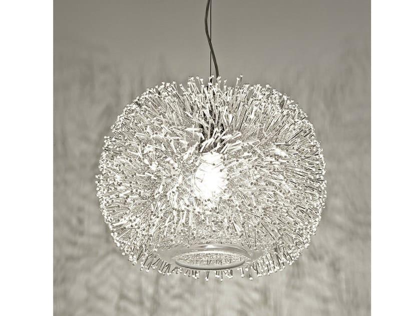 Crystal pendant lamp SEA URCHIN | Pendant lamp by TERZANI