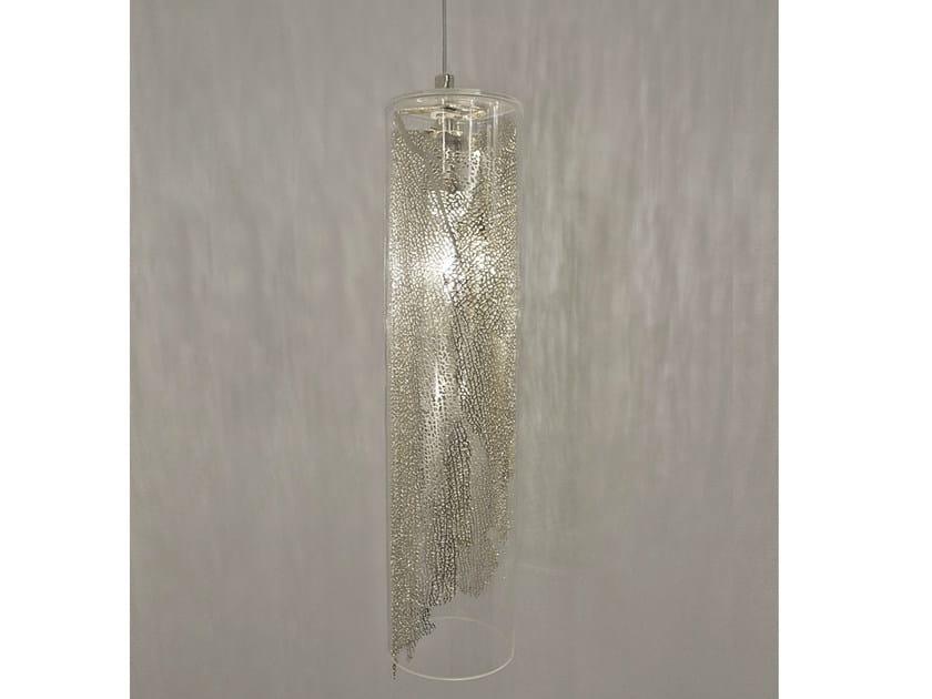Halogen glass pendant lamp FRAME | Pendant lamp - TERZANI