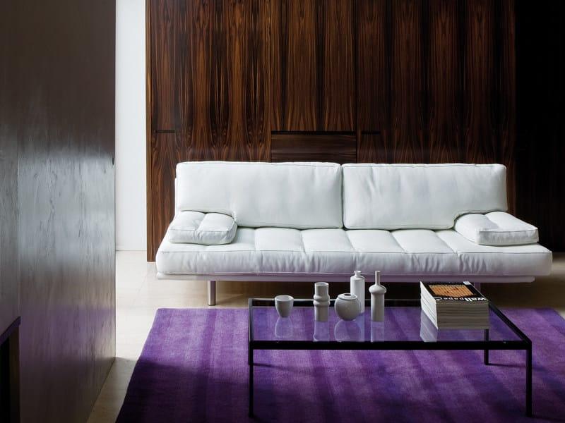Divano in pelle milano divano zanotta - Divano artigiano milano ...