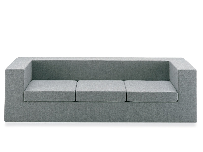 Sofa with removable cover THROW-AWAY | Sofa by Zanotta