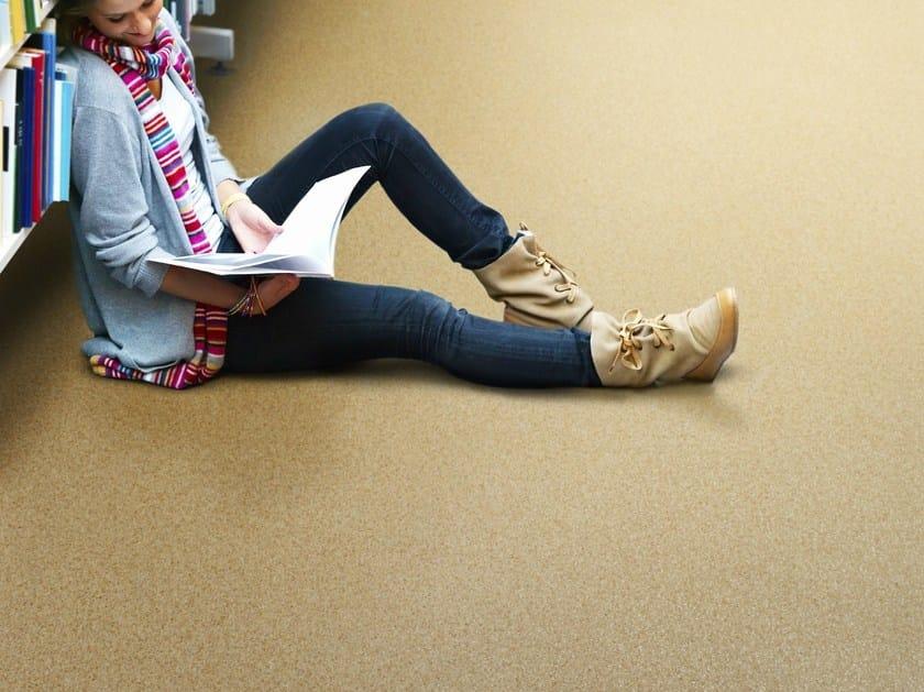 Resilient vinyl flooring ACCZENT EXCELLENCE 70 TOPAZ by TARKETT