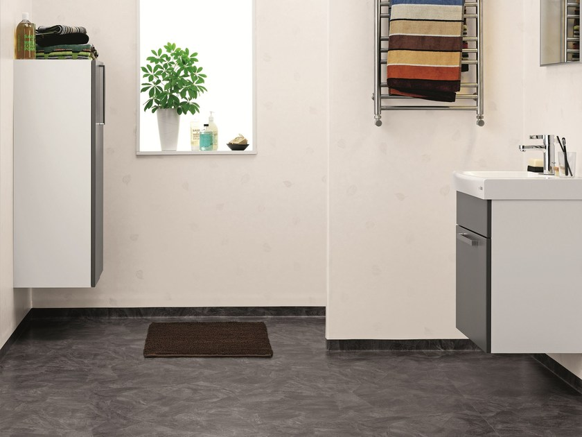 Resilient vinyl flooring AQUARELLE FLOOR by TARKETT
