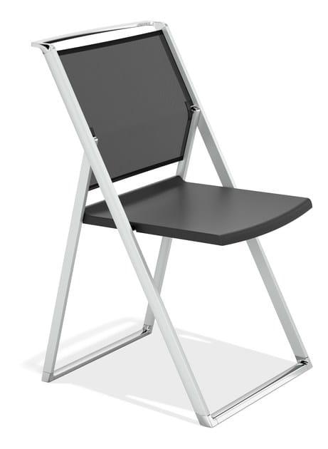 Folding chair RIVA by Casala