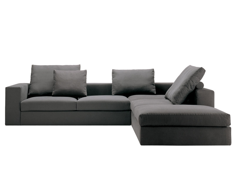 Sofa bed with removable cover BETA - Zanotta