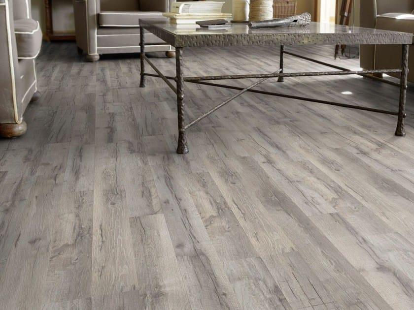 Laminate flooring with wood effect ESSENTIAL 832 by TARKETT