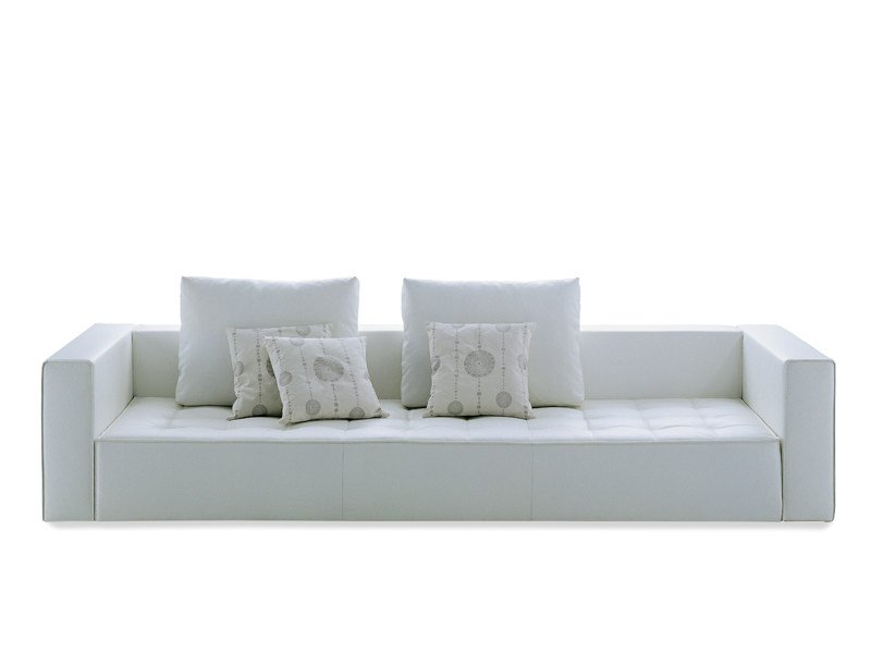 Sofa with removable cover KILT | Sofa - Zanotta