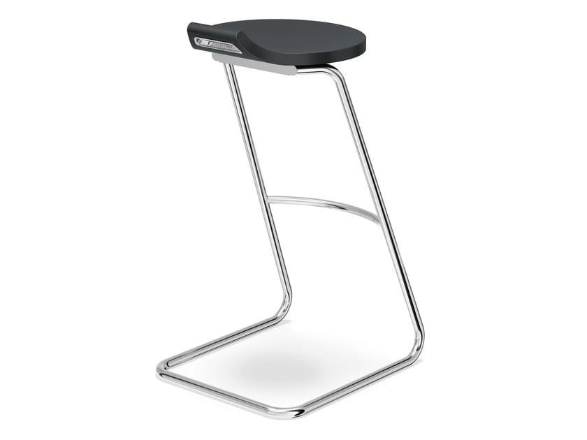Cantilever barstool RAVELLE II | Cantilever stool - Casala