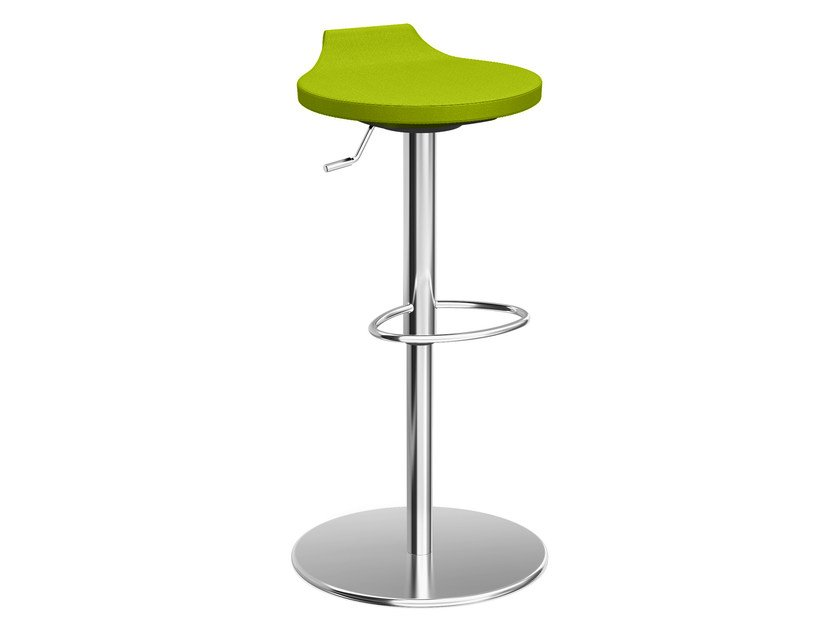 Fabric barstool RAVELLE IV | Fabric stool by Casala