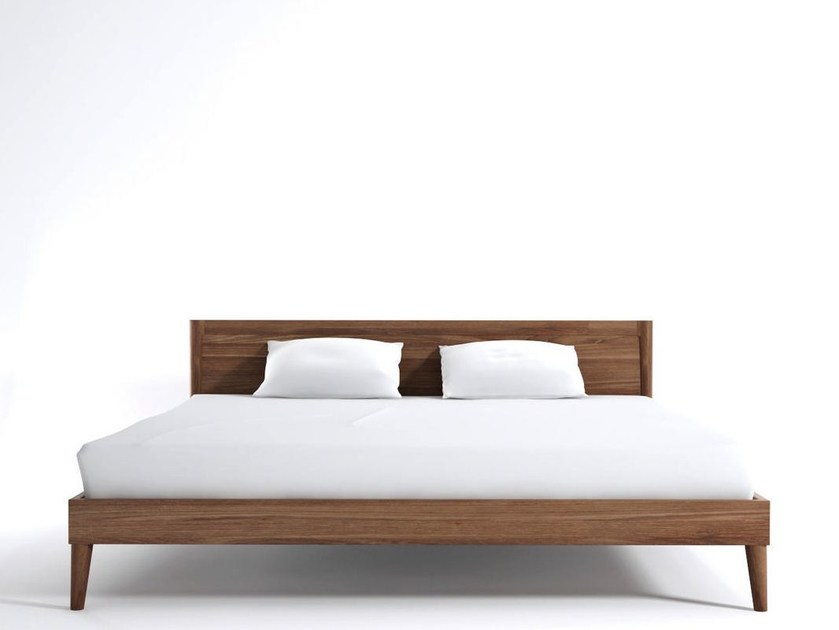 Letto king size in legno VINTAGE | Letto king size - KARPENTER