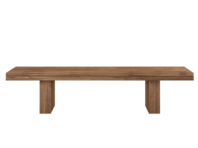 Teak bench TEAK DOUBLE | Bench - Ethnicraft