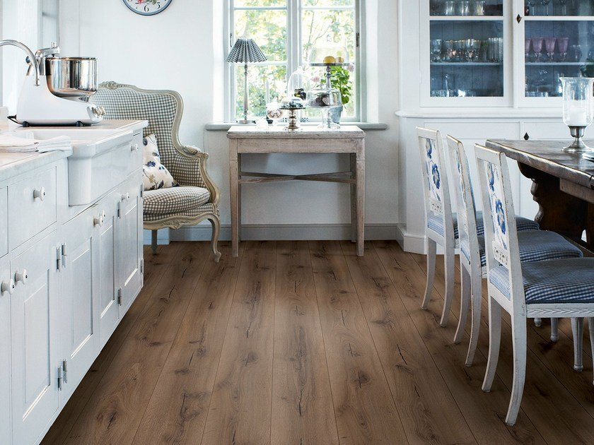 Laminate flooring HERITAGE OAK by Pergo