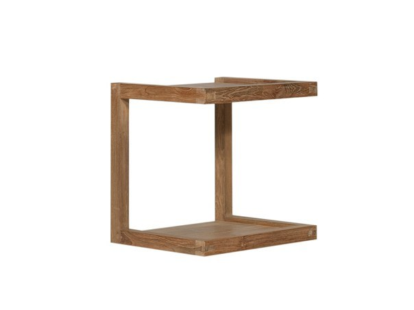 Teak coffee table TEAK FRAME   Coffee table - Ethnicraft