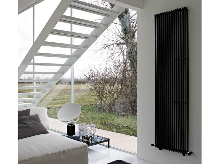 Termoarredo verticale a parete column tubes radiatori - Termoarredo verticale ...