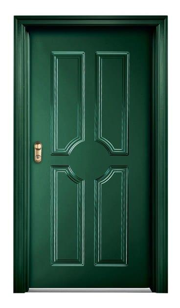 Porta d 39 ingresso blindata synergy out dierre - Porta blindata dierre classe 3 ...
