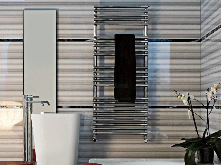 Vertical towel warmer BASICS 25 | Vertical towel warmer - Tubes Radiatori