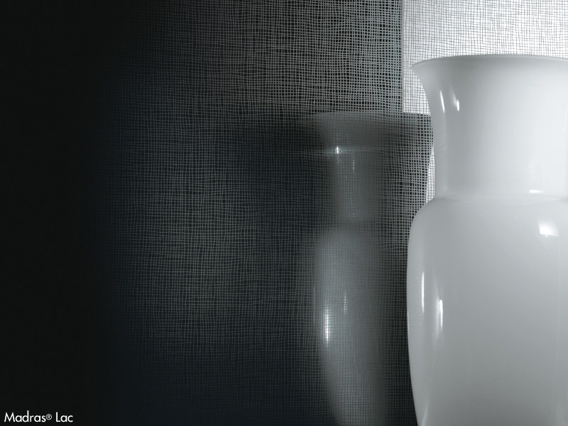 Float glass wall tiles MADRAS® LINO MATE' LAC - Vitrealspecchi