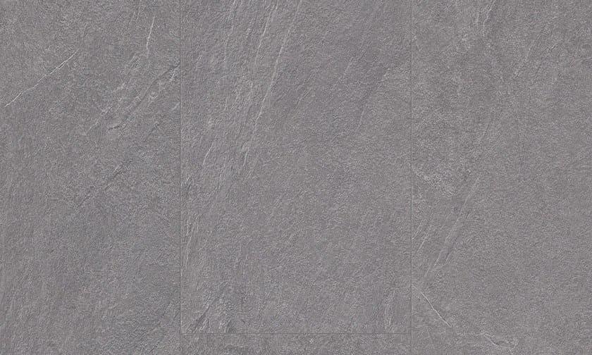 Pavimento in laminato effetto pietra ardesia grigio chiaro by pergo - Pavimenti ardesia per interni ...
