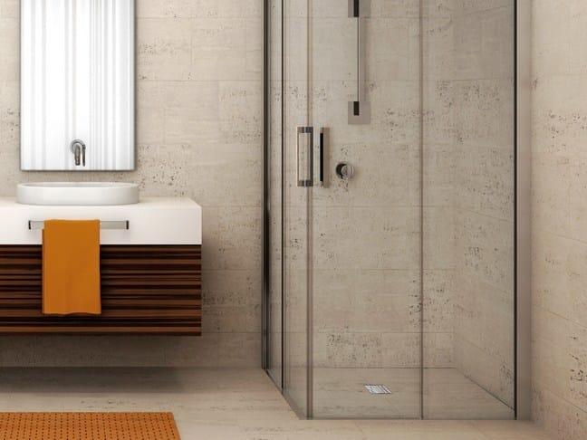Shower channel X-CENTER - Valsir