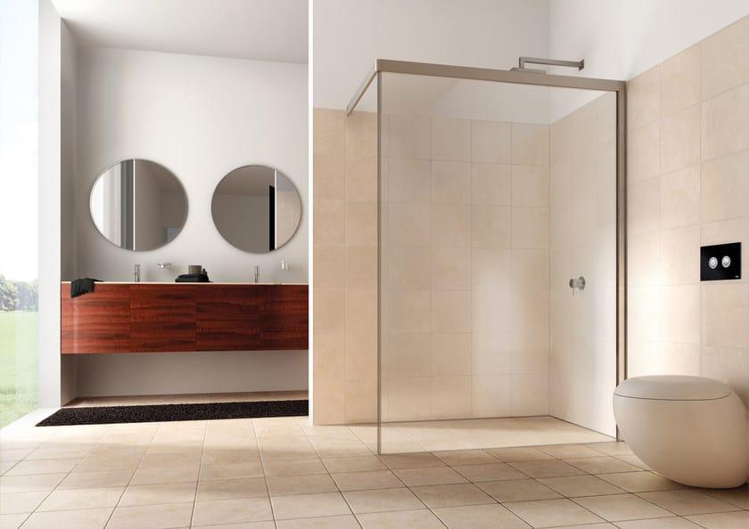 Scarico per doccia x corner valsir - Bagni con doccia a pavimento ...
