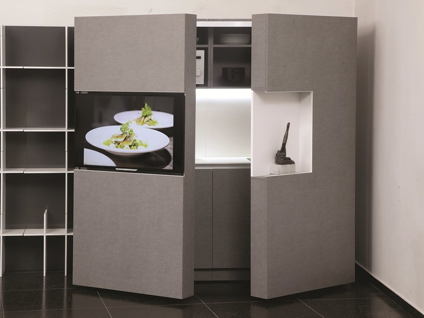 Pop-up kitchen PIA - Dizzconcept by Inkea