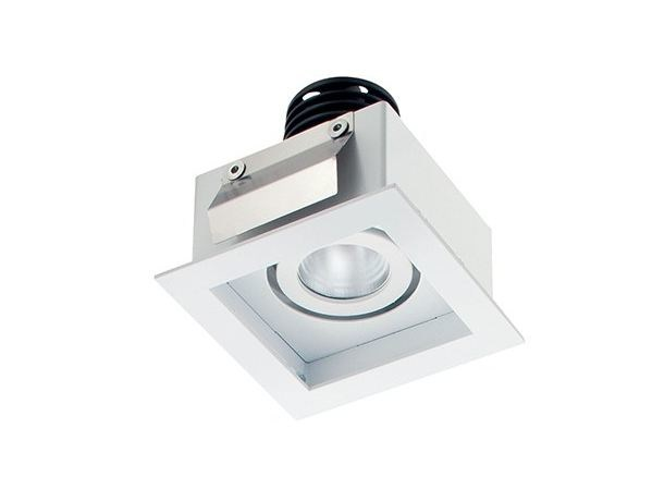 LED built-in lamp Quad Maxi 1.1 - L&L Luce&Light