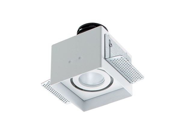 LED adjustable recessed spotlight Quad Maxi 2.1 - L&L Luce&Light