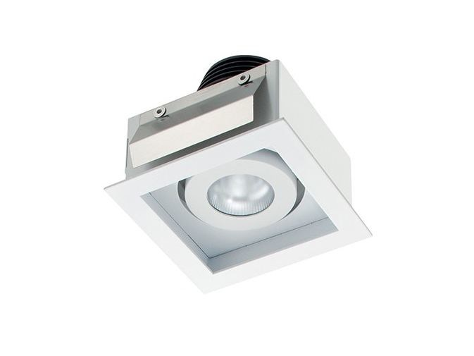 LED built-in lamp Quad Maxi 3.1 - L&L Luce&Light