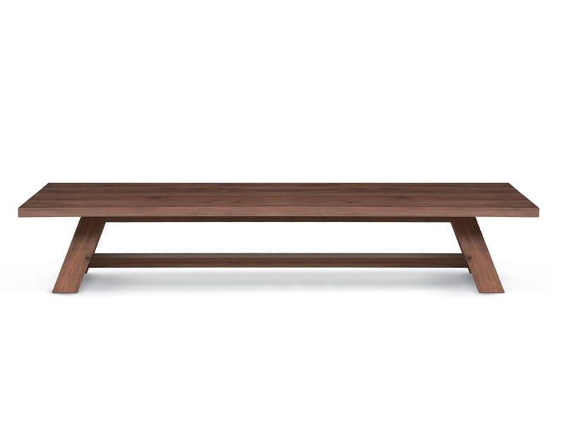 Wooden bench BRENTA BENCH - Riva 1920