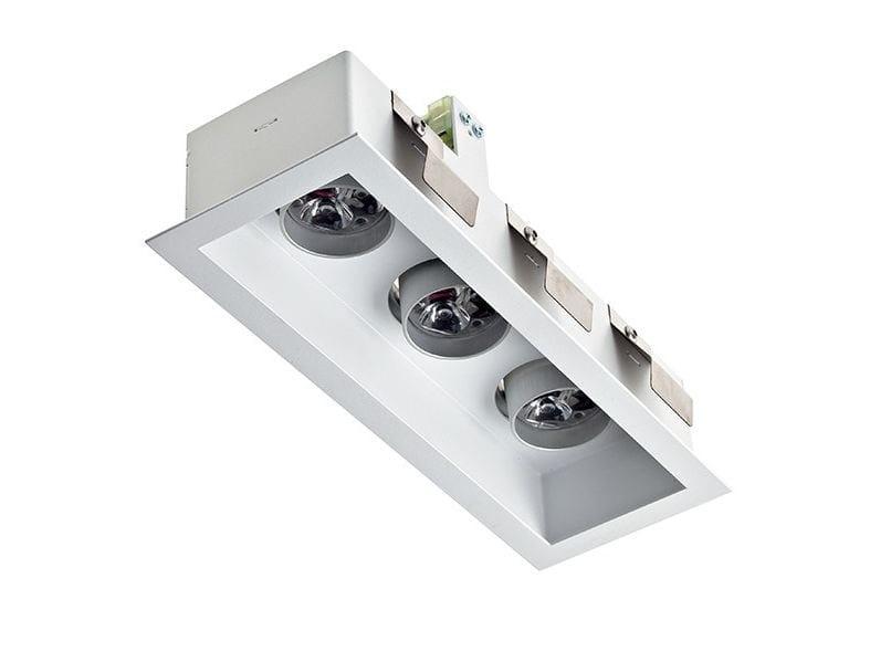 LED adjustable built-in lamp Quad 5.3 - L&L Luce&Light