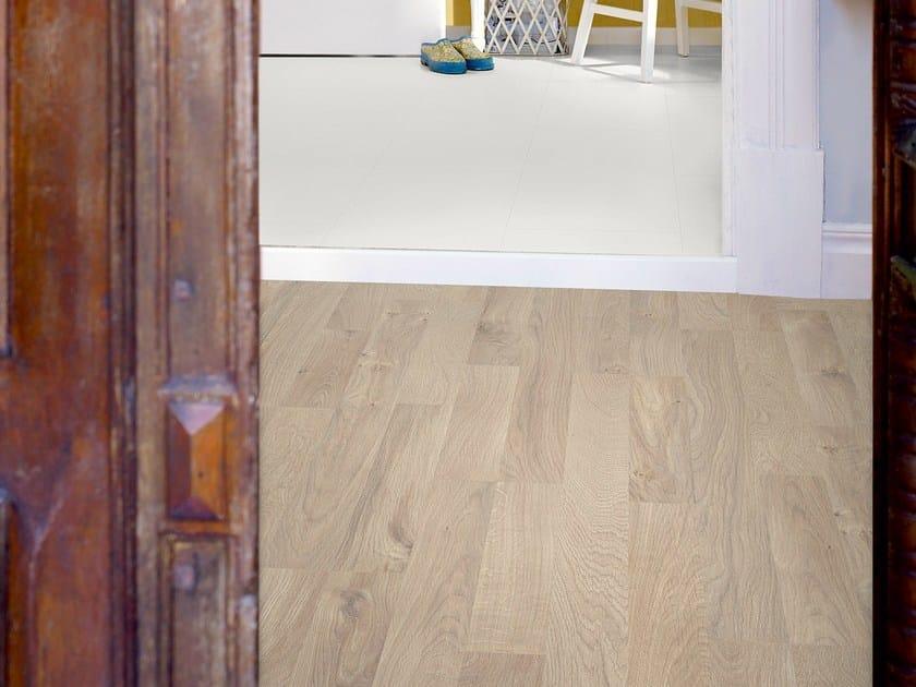 Laminate flooring LINNEN OAK 2-STRIP - Pergo