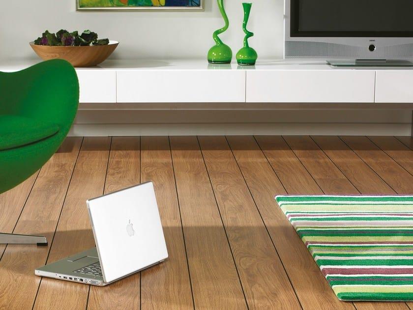 Laminate flooring merbau by pergo for Belgium laminate flooring