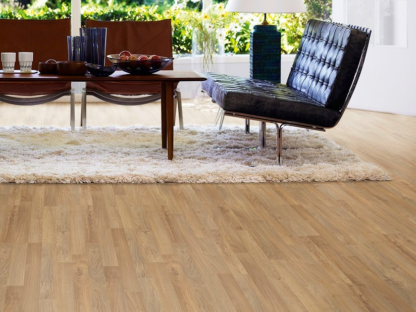 Laminate flooring NATURAL OAK 3-STRIP - Pergo