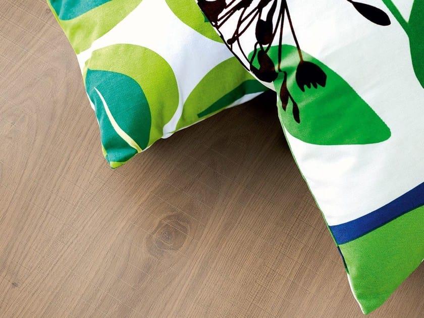 Laminate flooring NATURAL SAWCUT OAK - Pergo