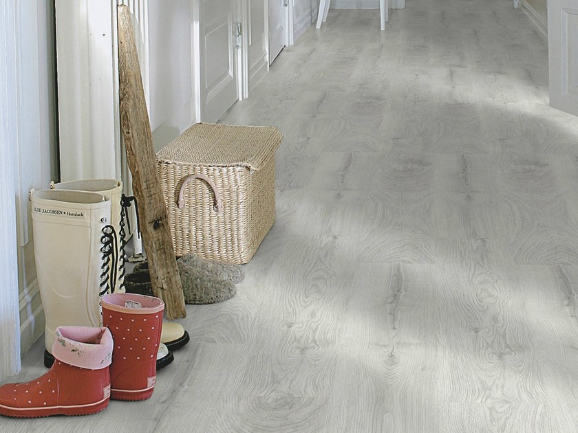 Laminate flooring SILVER OAK - Pergo